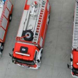 VEICAR carroza tres camiones y equipa un vehículo de mando para el Parque de Bomberos de Villalba (Lugo)