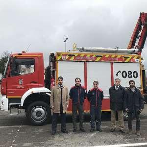 Nuevo vehículo para el Ayuntamiento de Gijón
