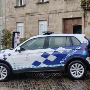 Nuevo Vehículo Policía
