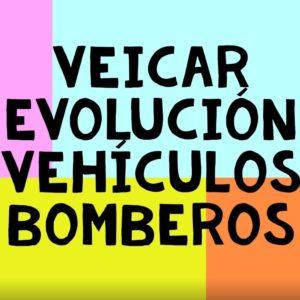 Vídeo de la Evolución Vehículos Bomberos